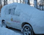 Polar vortex no match for Toyota fuel cell