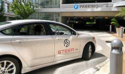 Steer Introduces self-parking technology to Las Vegas