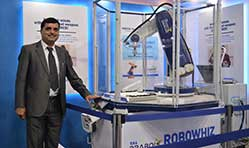 TAL Manufacturing Solutions launches TAL Brabo Robowhiz Educart
