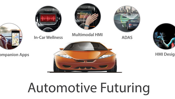 Tata Elxsi showcases advanced automotive solutions at CES 2015