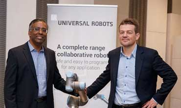 Universal Robots, the Danish robot manufacturer comes to India
