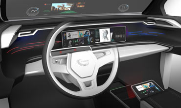 Visteon highlights how autonomous driving is likely to evolve