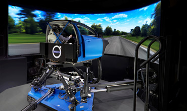Volvo Cars uses world's most advanced chassis simulator