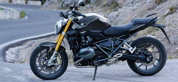 The new BMW R 1200 R is the boxer roadster