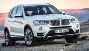 The all new BMW X3 in India for Rs. 44.9Lakh