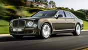 Bentley new Mulsanne Speed--all about luxury,speed