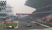 No Indian Grand Prix in 2015 as well