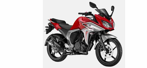 Yamaha Fazer FI Version 2.0 for Rs. 83,850