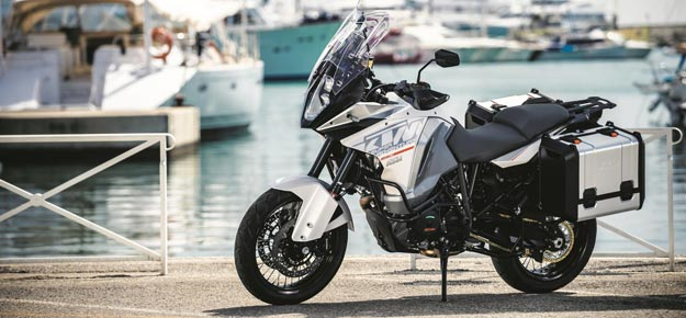 A new KTM 1290 Super Adventure on its way globally