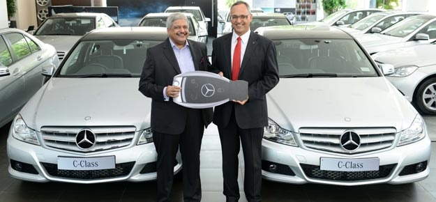 Carzonrent acquires 120 new Mercedes cars