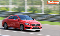 Mercedes-Benz CLA 45 AMG - Lunacy at its best