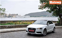 Audi A3 Sedan 35TDI - Global Star