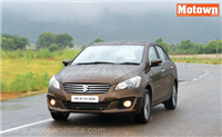 Maruti Suzuki Ciaz - A car with pizzazz