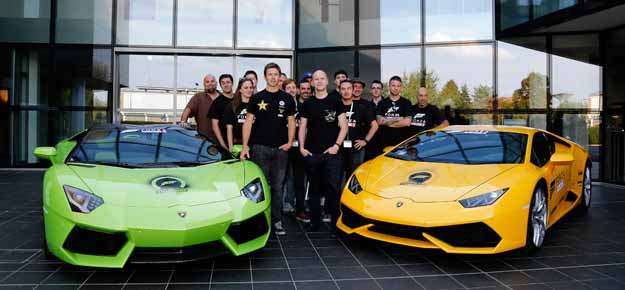 Huracan LP 610-4 to compete in Forza Horizon 2