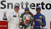 Double podium for 16-year old Tarun Reddy in UK