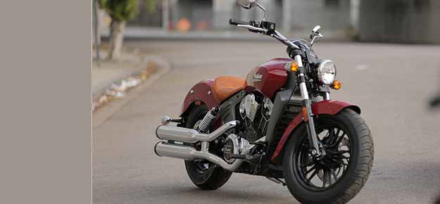 New Indian Scout motorcycle for Rs 11.99 lakh