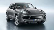 Cayenne Diesel Platinum Edition for Rs 86.50 lakh