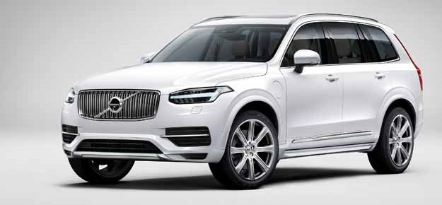 World premiere of the all-new Volvo XC90